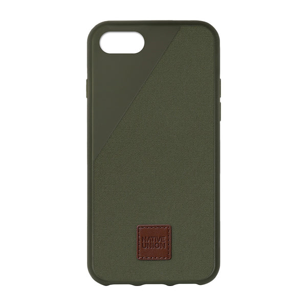 CLIC 360 iPhone 7 cover, olive