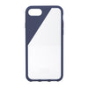 CLIC Crystal iPhone 7 & 7 Plus case, marine