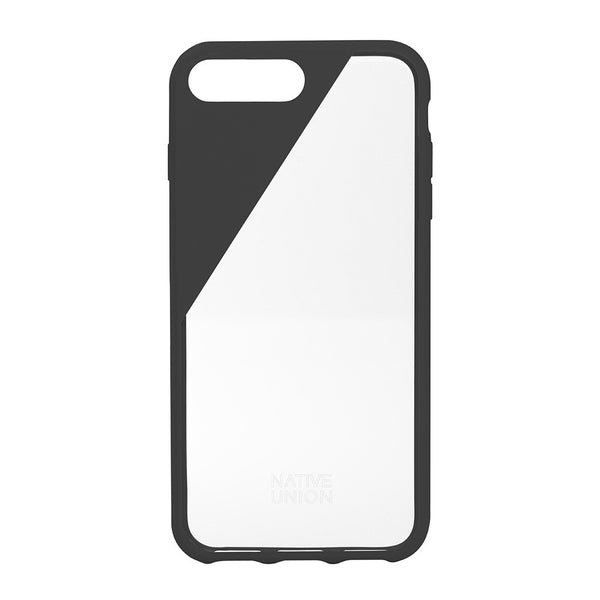 CLIC Crystal iPhone 7 & 7 Plus case, smoke