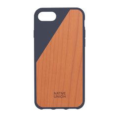 CLIC Wooden iPhone 7 case, marine