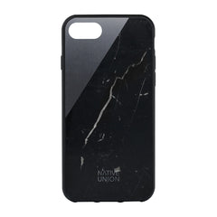 CLIC Marble iPhone 7, sort