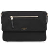 Elektronista Clutch med batteri, Nylon Black