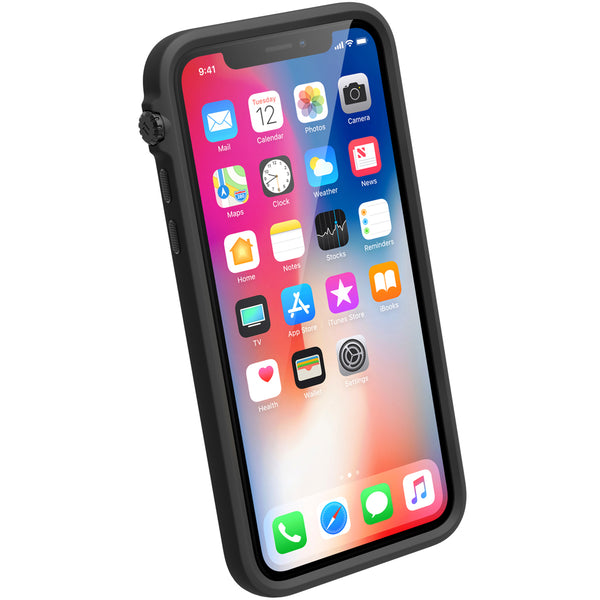 Impact protection for iPhone X - Black