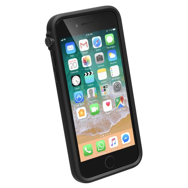 Impact protection for iPhone 8 - Black