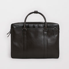 Printel briefcase, dark brown