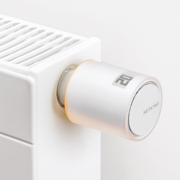 Netatmo Smart Radiatortermostat (single pack)