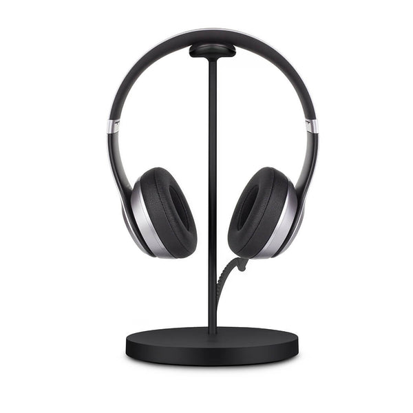 Fermata Headphone Stand, sort
