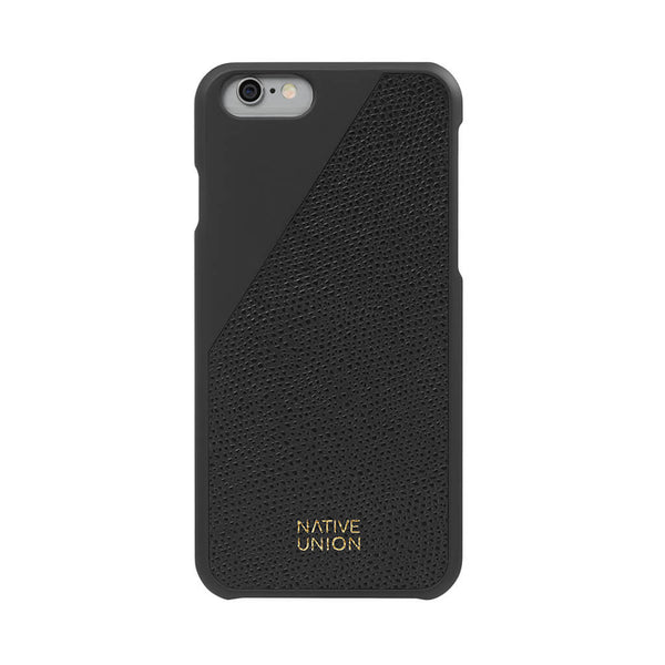 Clic Leather iPhone 6/6s case, sort