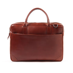 Explorer Laptop Double, cognac