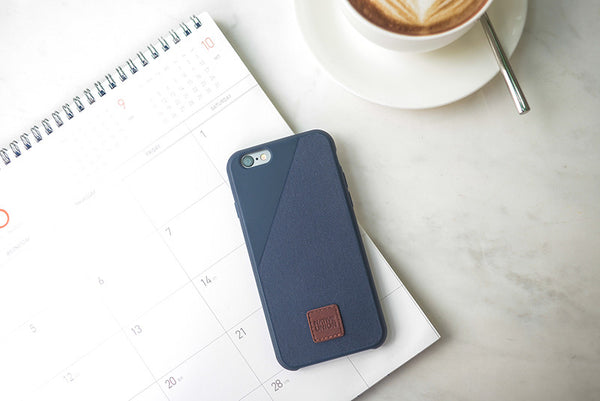 Clic 360 iPhone 6/6s Plus cover, navy