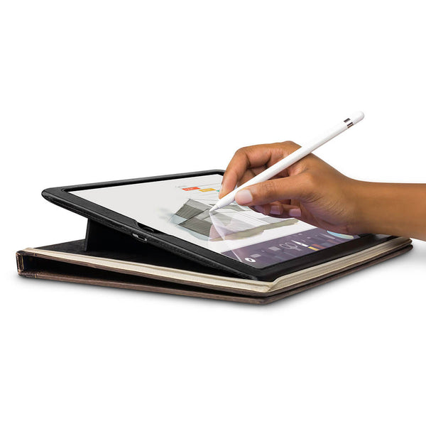"BookBook iPad Pro 12.9"", brun"