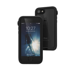 Vandtæt iPhone 7/8 Plus case, sort