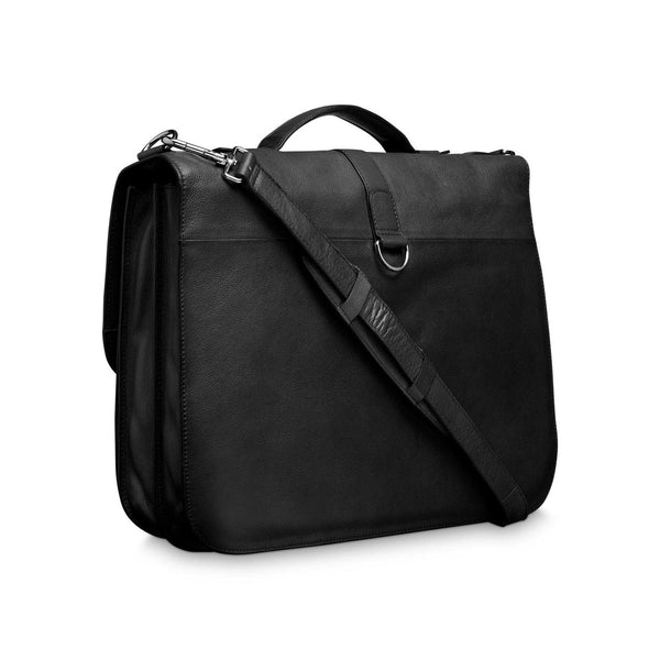 Lucha briefcase, Black