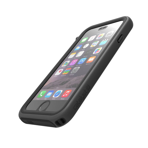 Vandtæt iPhone 6s & 6s Plus case, sort