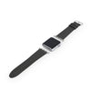 Active Strap læder/sport til 42 mm, sort