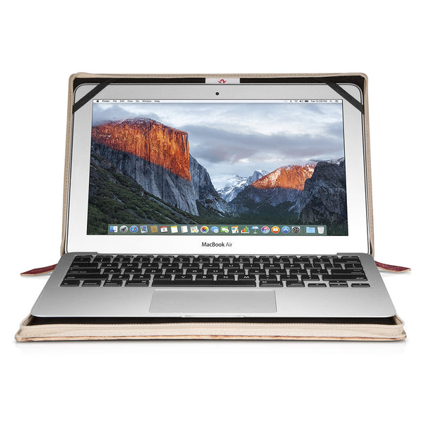 "BookBook Rutledge til 12""-15"" MacBook"