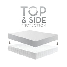 Load image into Gallery viewer, Five 5ided Smooth Mattress Protector