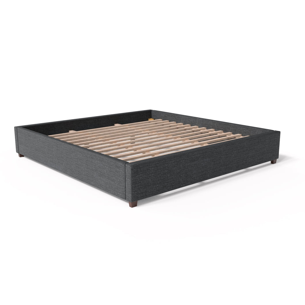 Malouf Eastman Upholstered Platform Bed