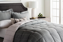 Load image into Gallery viewer, Chambray Comforter Set