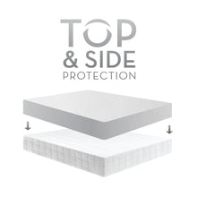 Load image into Gallery viewer, Sleep Tite 5-Sided Mattress Protector with Omniphase and Tencel