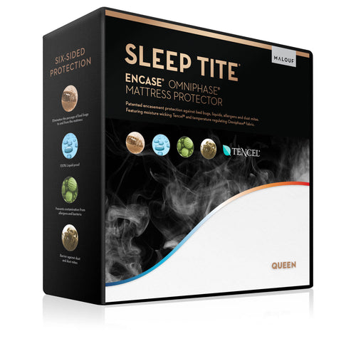 Sleep Tite Encase Omniphase + Tencel Mattress Protector