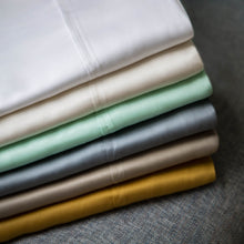 Load image into Gallery viewer, Woven Tencel Sheet Set