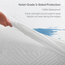Load image into Gallery viewer, Weekender Hotel-Grade 5-Sided Mattress Protector