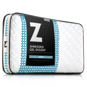 Z Gel Shredded Memory Foam Pillow