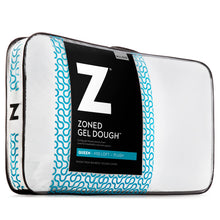 Load image into Gallery viewer, Z Zoned Gel Dough Pillow