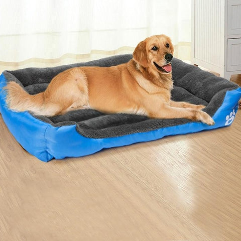 DOG SNUGGLY SLEEPER BOLSTER BED