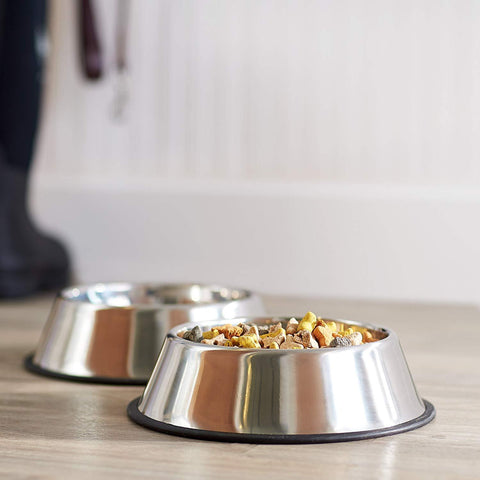 Stainless Steel Dog Bowl - pupaddict.com