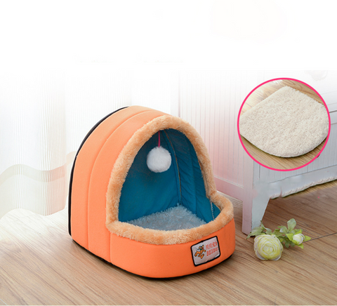 House dog bed - pupaddict.com