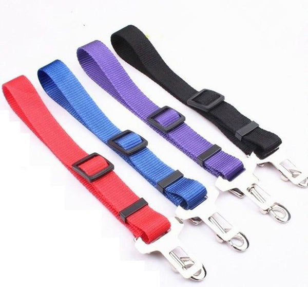 Dog Seatbelt Harness Leash Clip | PUP ADDICT