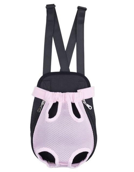 Front Small Pet Sling Backpack | PUP ADDICT