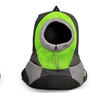 Outdoor Head-out Pet Carrier Backpack | PUP ADDICT