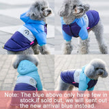 Waterproof Small Dog Hoodie Jacket