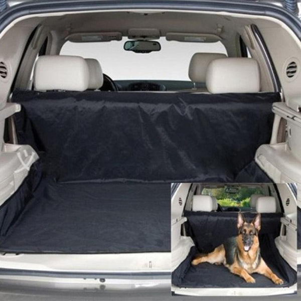 Waterproof Rear Dog Car Seat Cover | PUP ADDICT