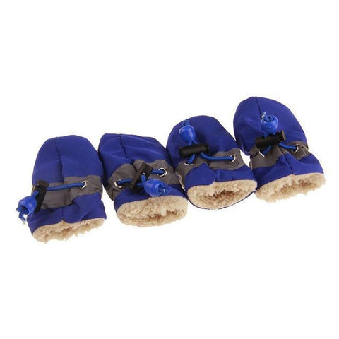 Anti-slip Warm Comfy Dog Rain Shoes | PUP ADDICT