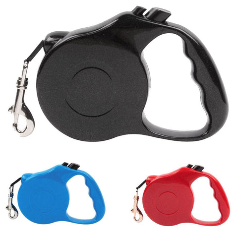 3M/5M Retractable Walking Lead Leash | PUP ADDICT