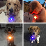 Night Safety LED Glowing Dog Pendant