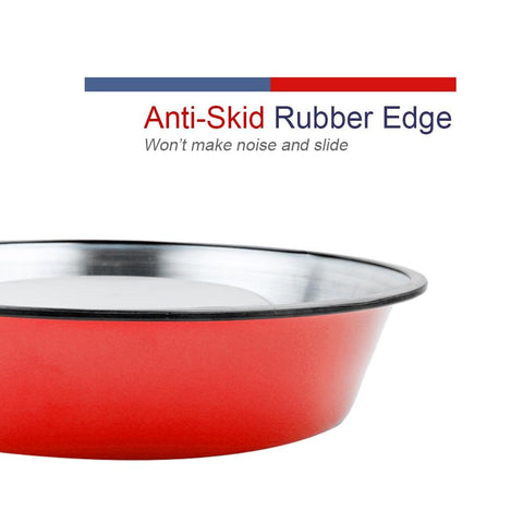Dog bowl for water and food