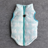 Winter Warm Dog Vest for Small Dogs