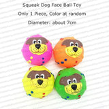 Rubber Screaming Dog Squeaky Toy | PUP ADDICT