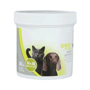 Pet Eye Wet Cleaning Wipes (100PCS/Set) | PUP ADDICT
