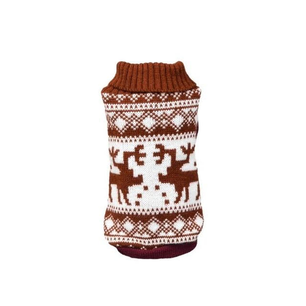 Warm Soft knitting Dog Vest Sweater