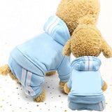 Soft Fashion Small Dogs Jumpsuit | PUP ADDICT