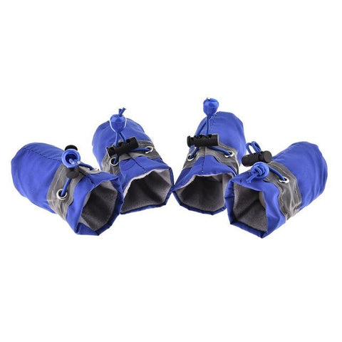 Waterproof Anti Slip Dog Rain Boots | PUP ADDICT