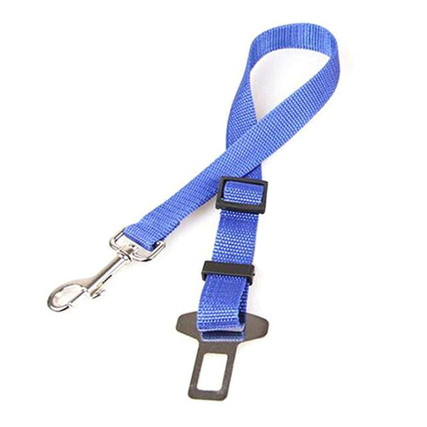 Universal Car Seat Belt Dog Leash | PUP ADDICT