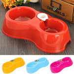 Dual Feeding Dinner Station Pet Bowls | PUP ADDICT