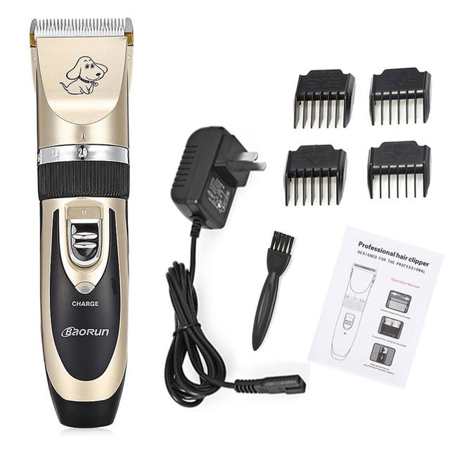 Electrical Pet Dog Hair Trimmers Clippers | PUP ADDICT